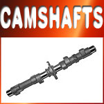 Camshaft CB550 by WebCam