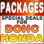 DOHC Honda Engine Packages at Dynoman