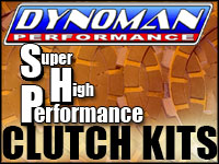 Dynome Performance Clutches